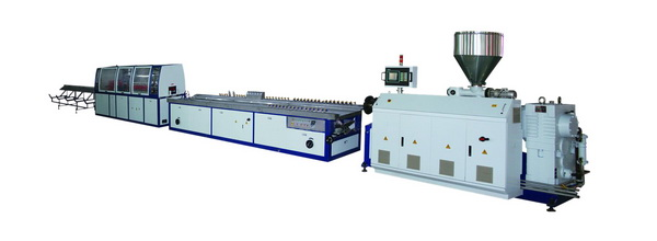 PC.PMMA管材型材生产线